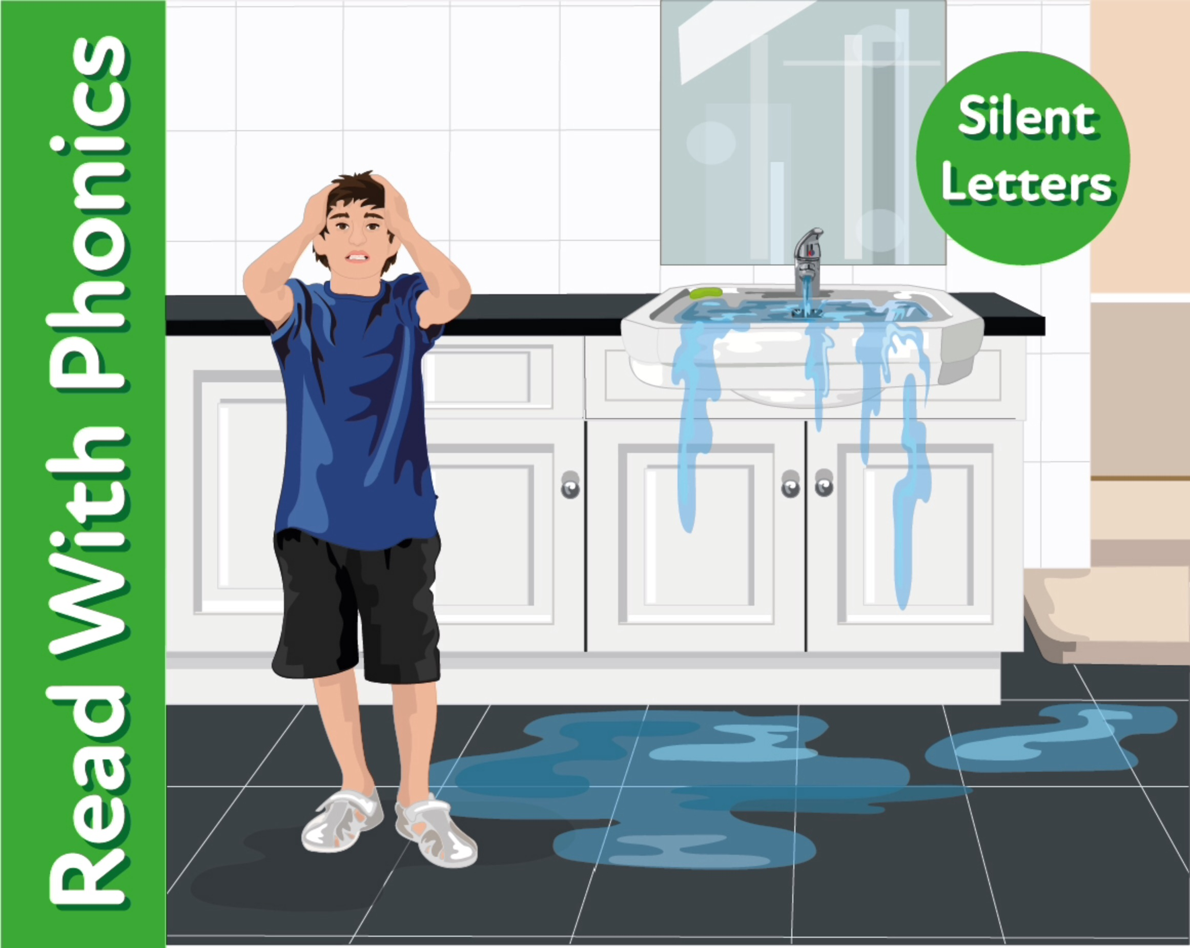 A Disaster Strikes: Learn More Silent Letters As In 'knock'