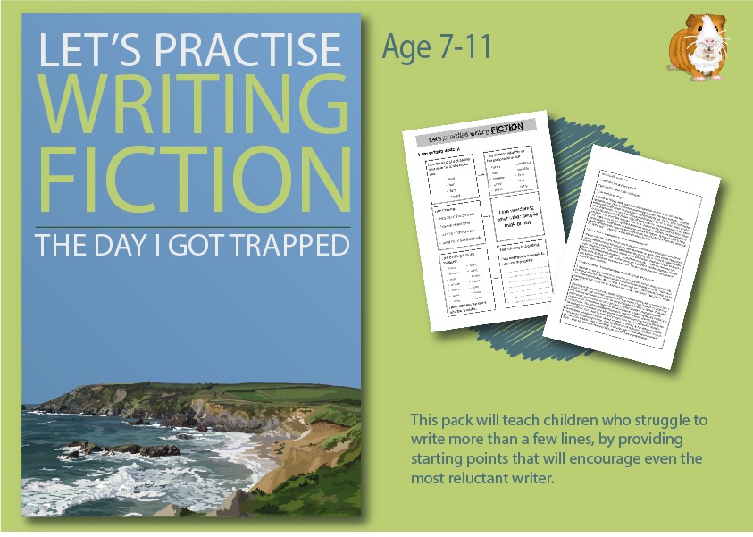 Let's Practise Writing Fiction (Age 7-11)