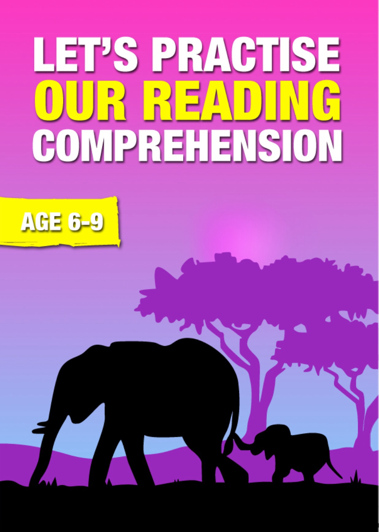 Let's Practise Our Reading Comprehension (6-9 years) Digital Download