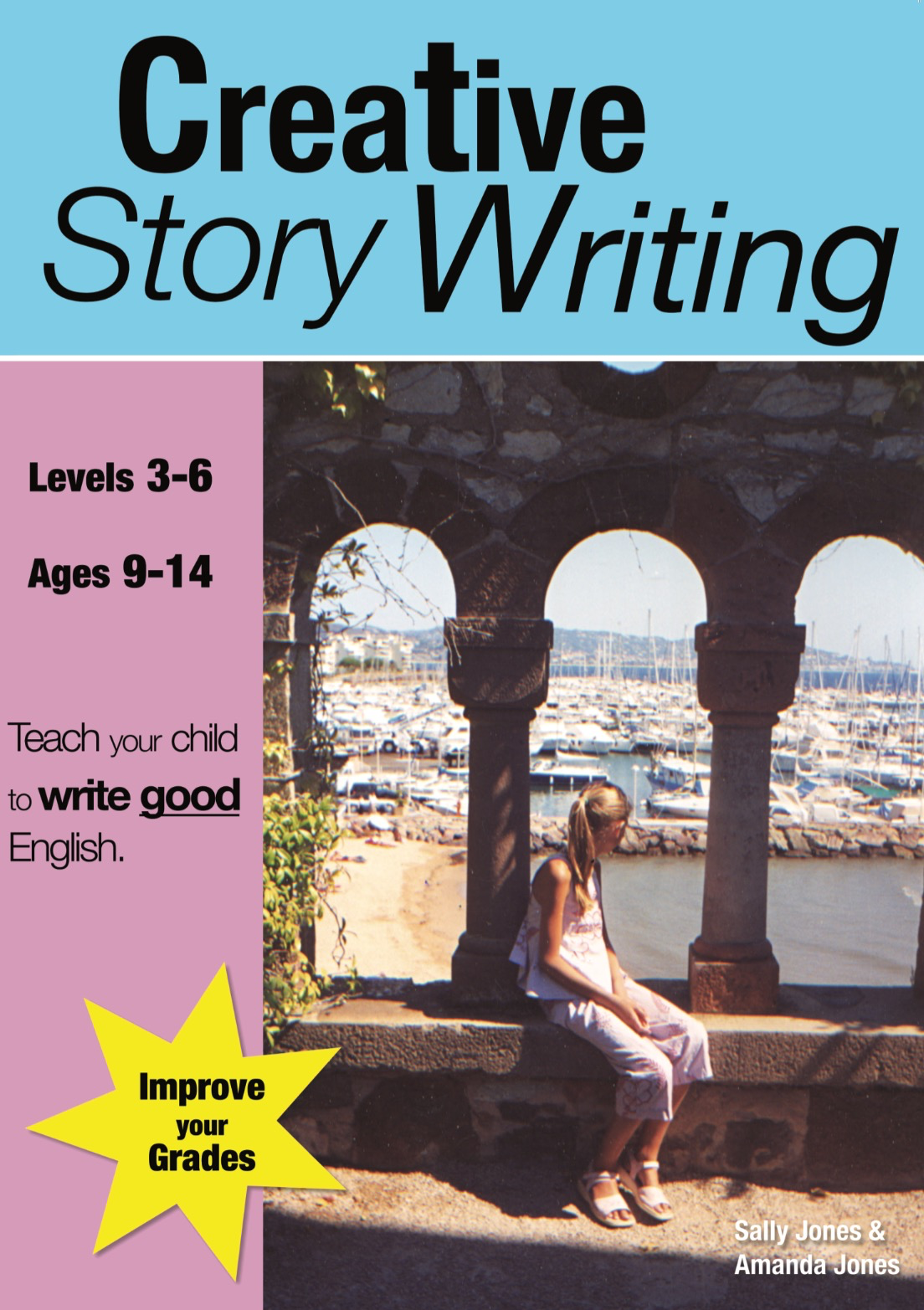 Creative Story Writing (9-12 years) Print Version
