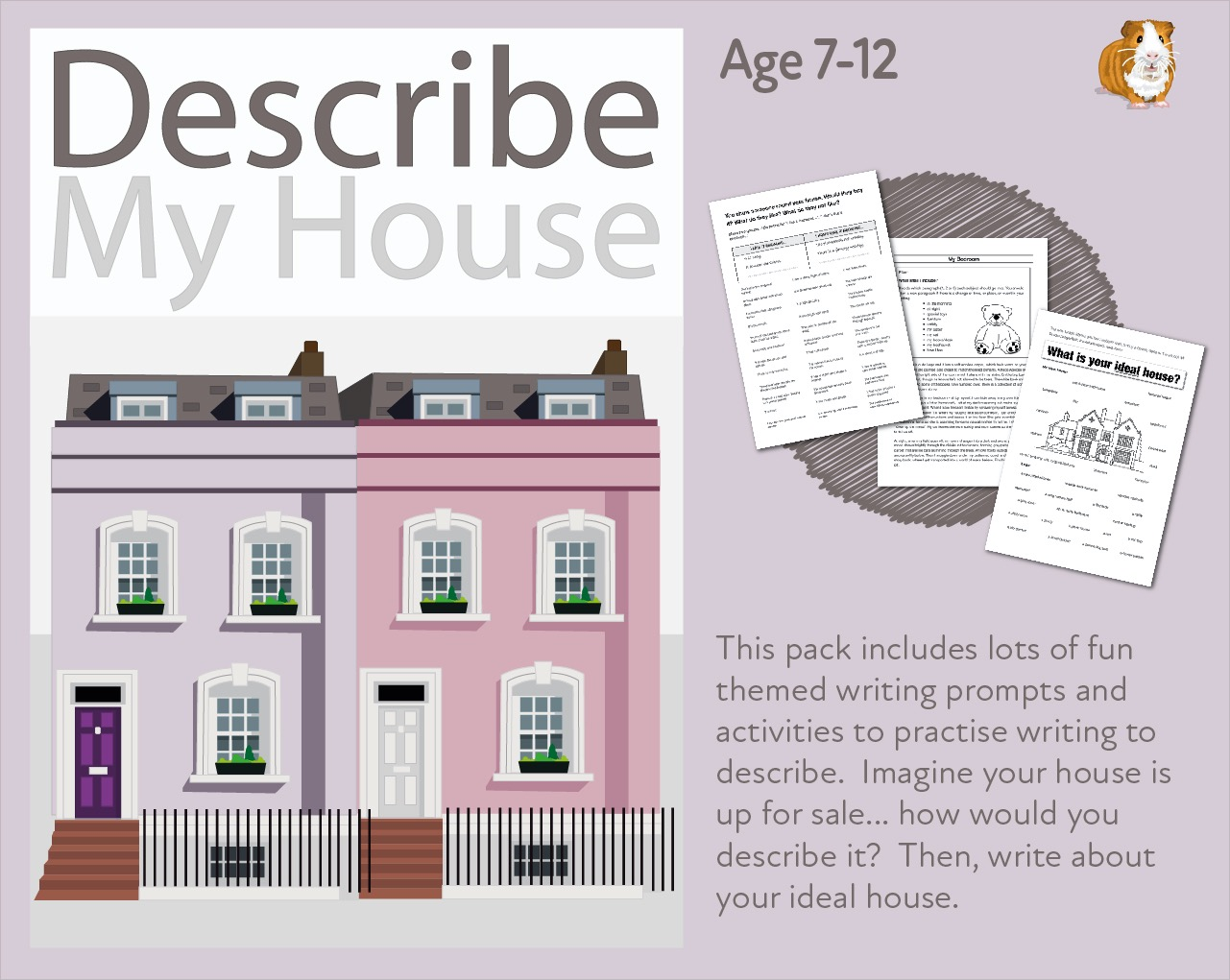 Describe My House (7-11 years)