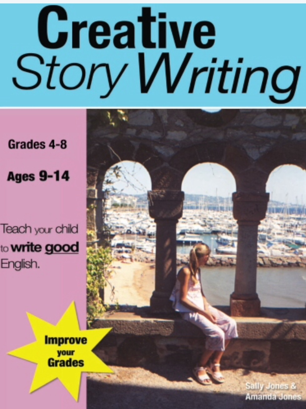 Creative Story Writing (US English Edition) Grades 4-8