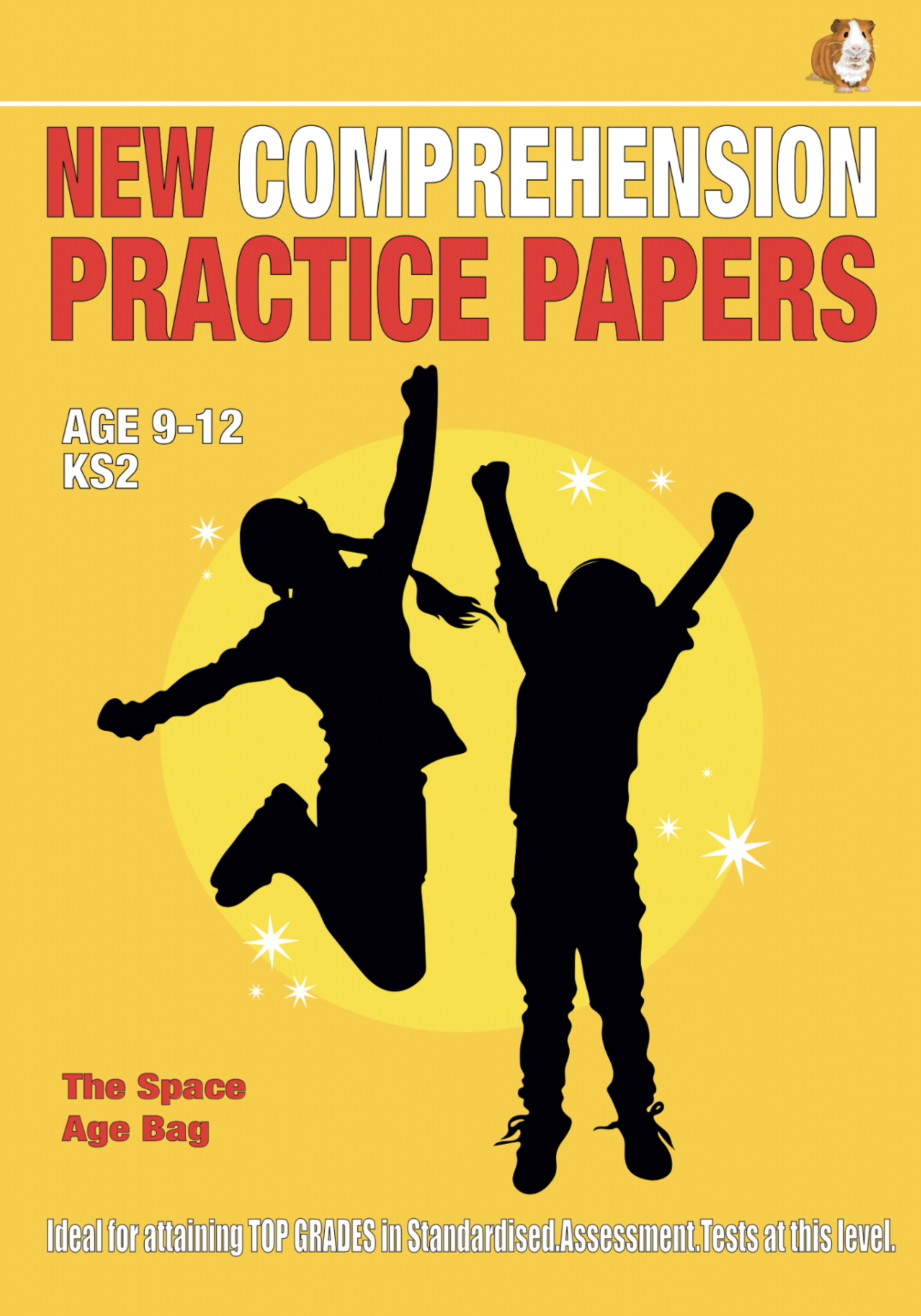 SATS Comprehension Practice Papers: The Space Age Bag (Print Edition)