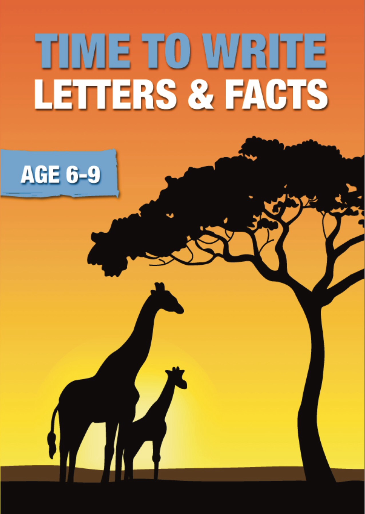 Time To Write Letters And Facts (6-9 years) Digital Download