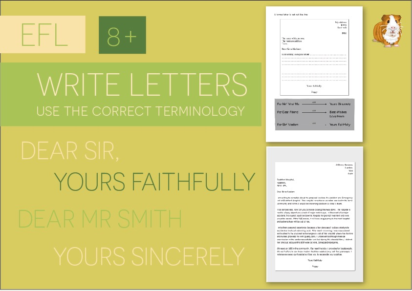 Letters: Read & Write Your Own Version (8+)