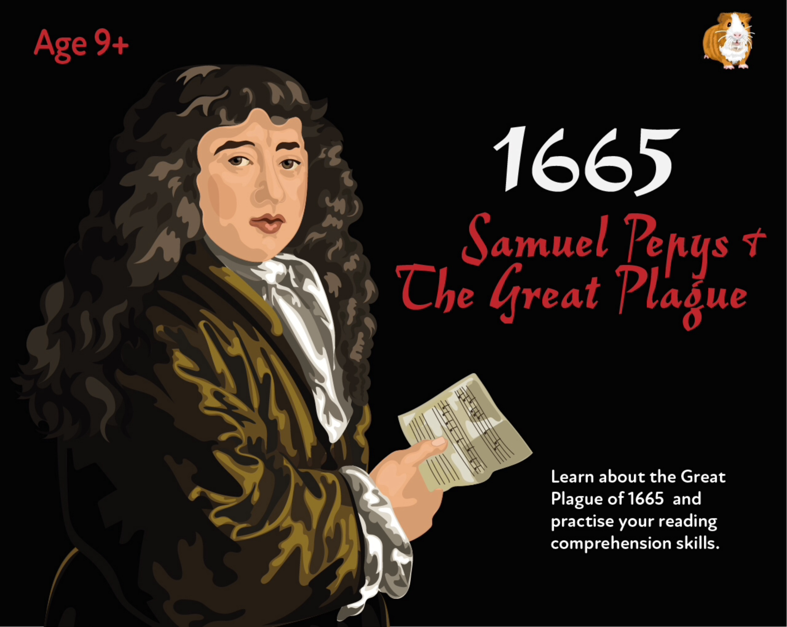 Samuel Pepys Plague Diary Comprehension (age 9 years +)