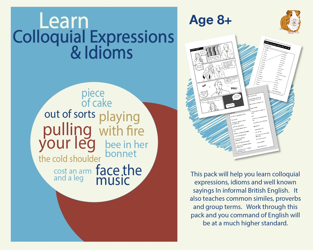 Learn Colloquial Expressions & Idioms In English