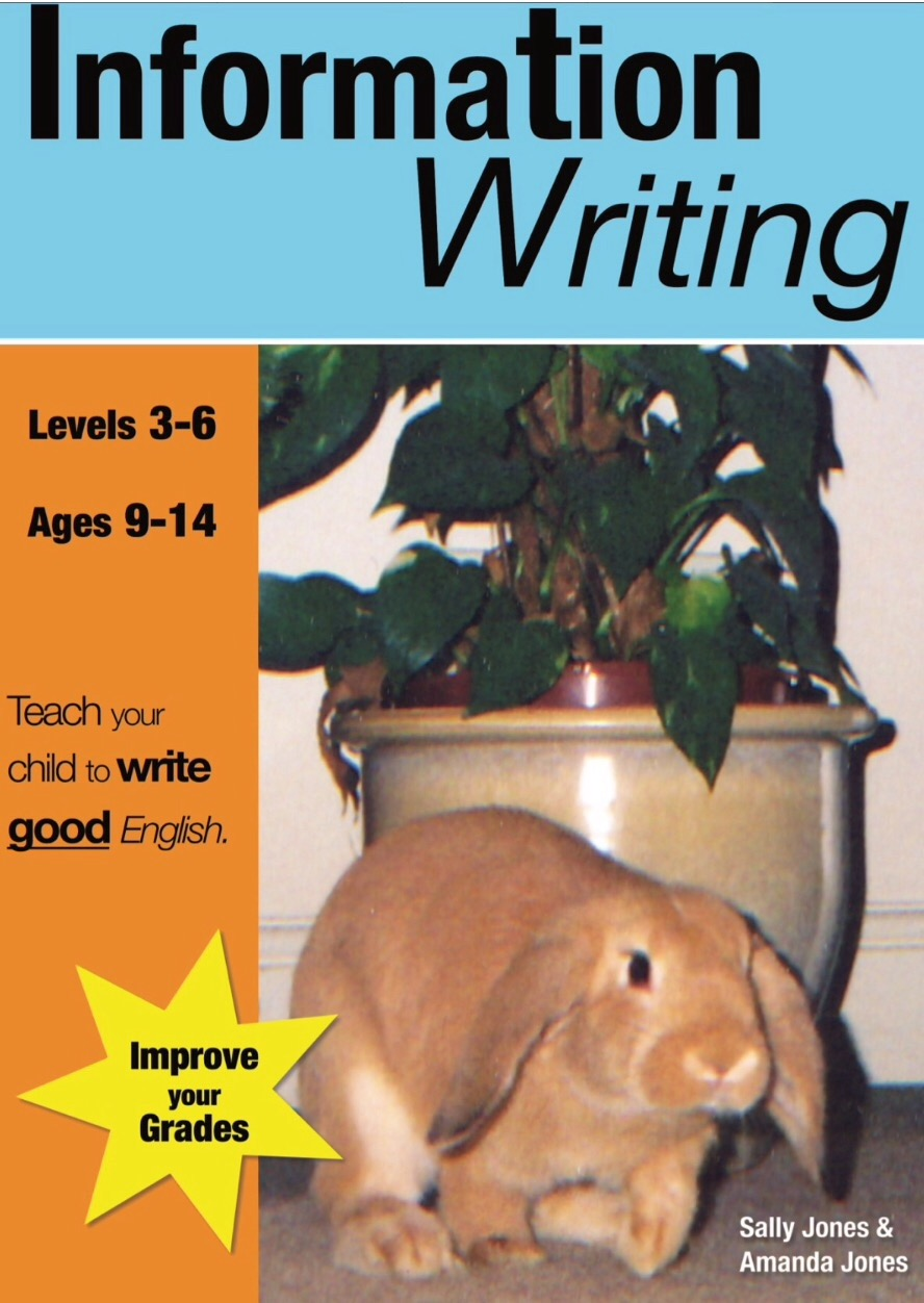 Information Writing (9-14 years) (Digital Download)