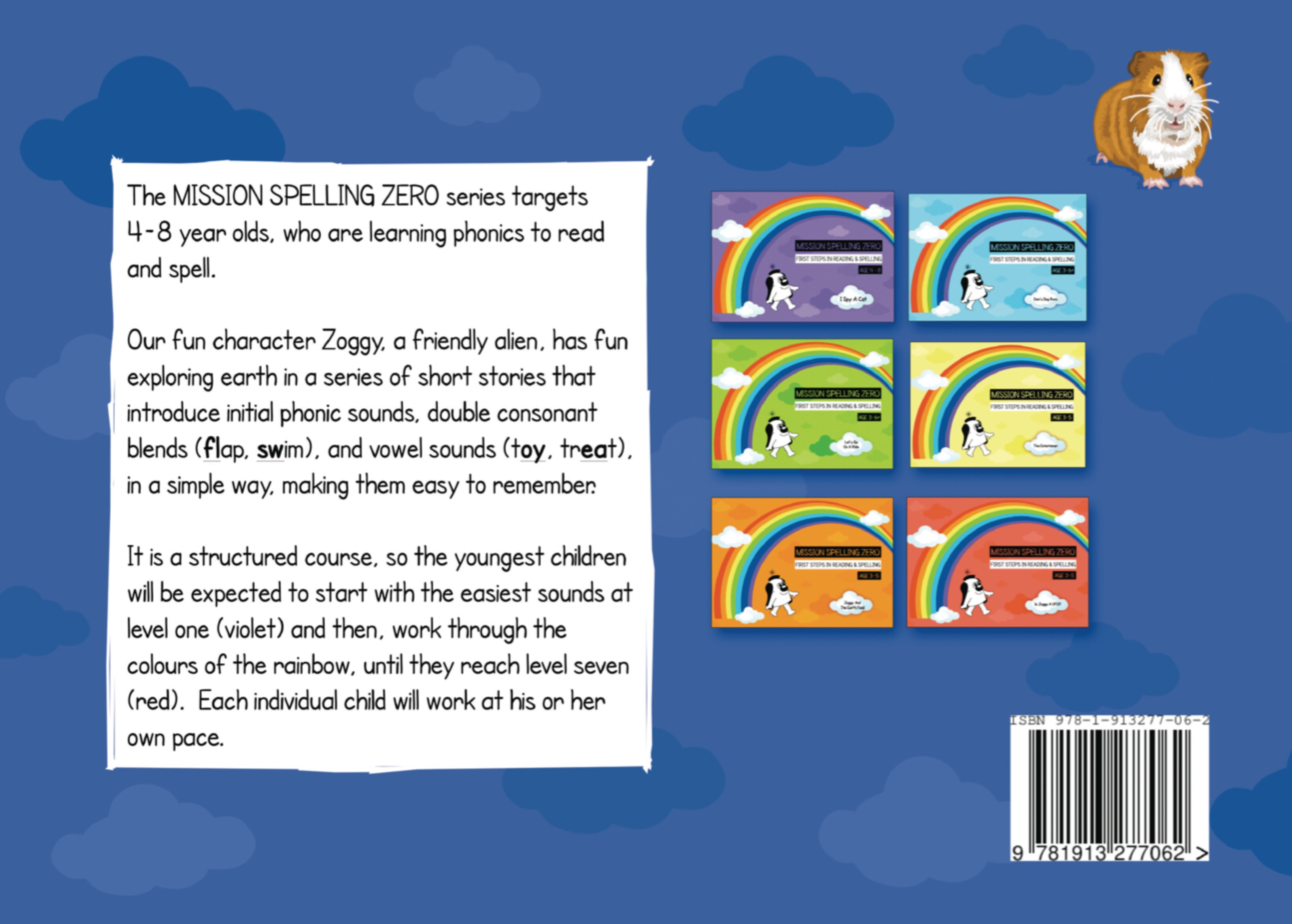 Initial Consonant Blends & Consonant Digraphs: Zoggy Can Fly In His Craft (Print Edition)