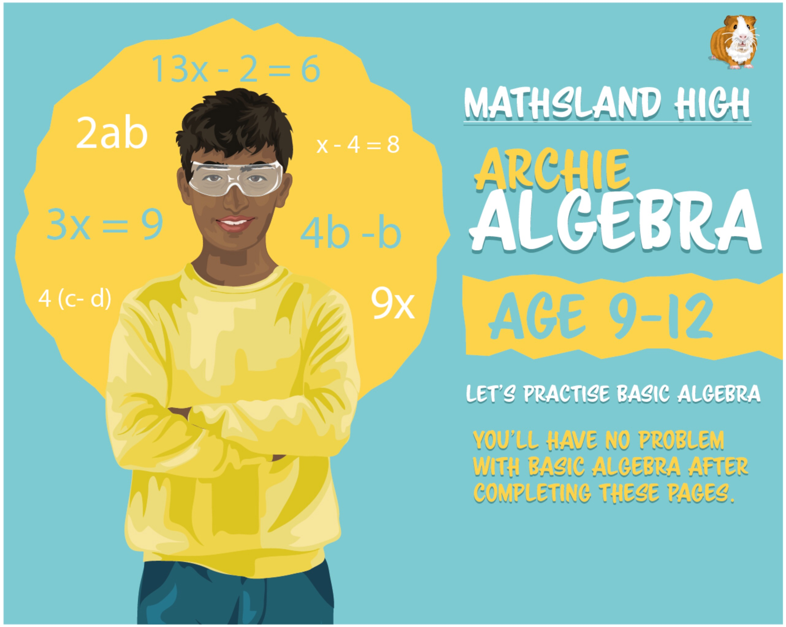 Let's Practise Maths: Algebra (9-12 years)