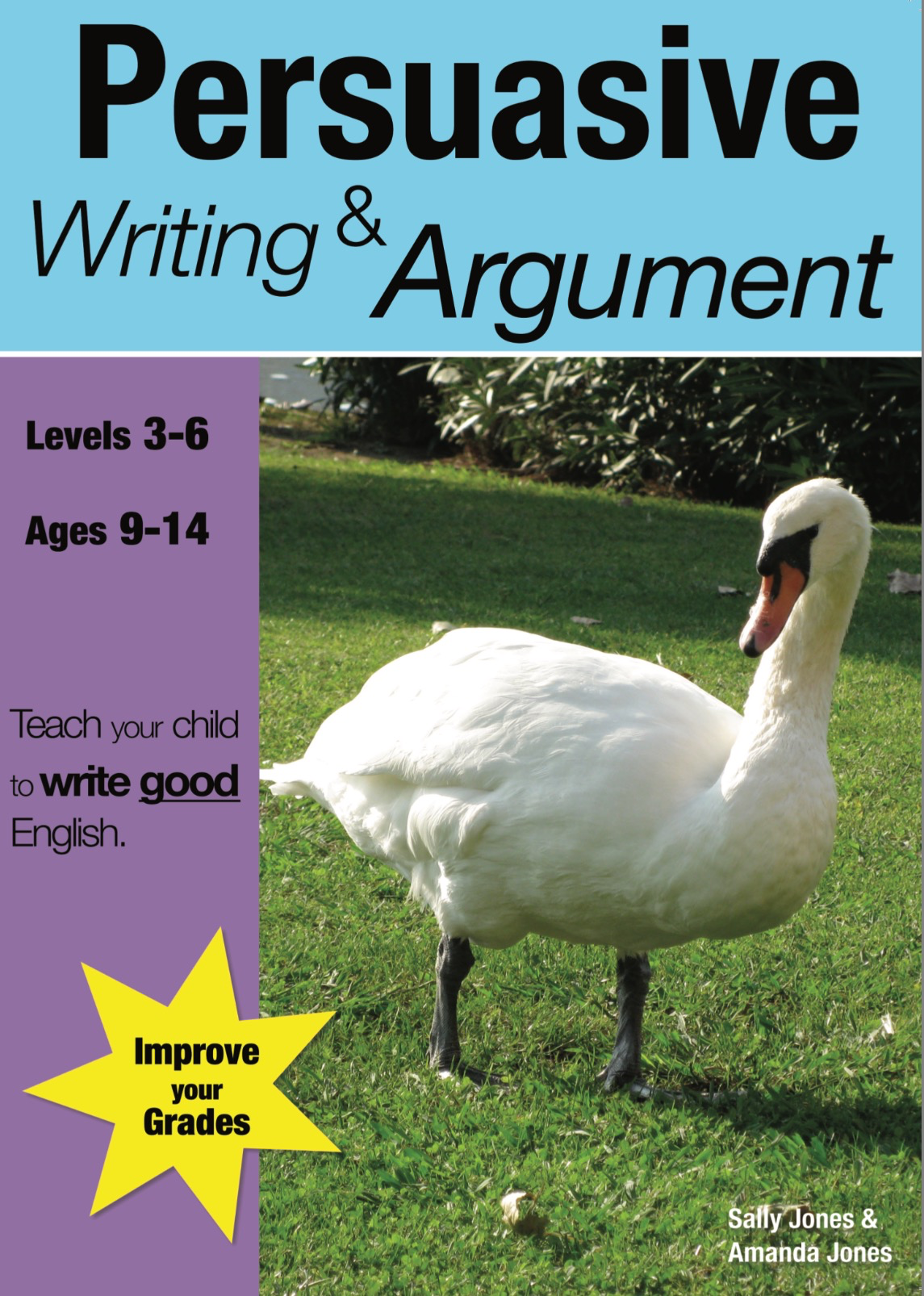 Teach Your Child To Write Good English Series (Books 1-3) (9-14 years) Print Versions