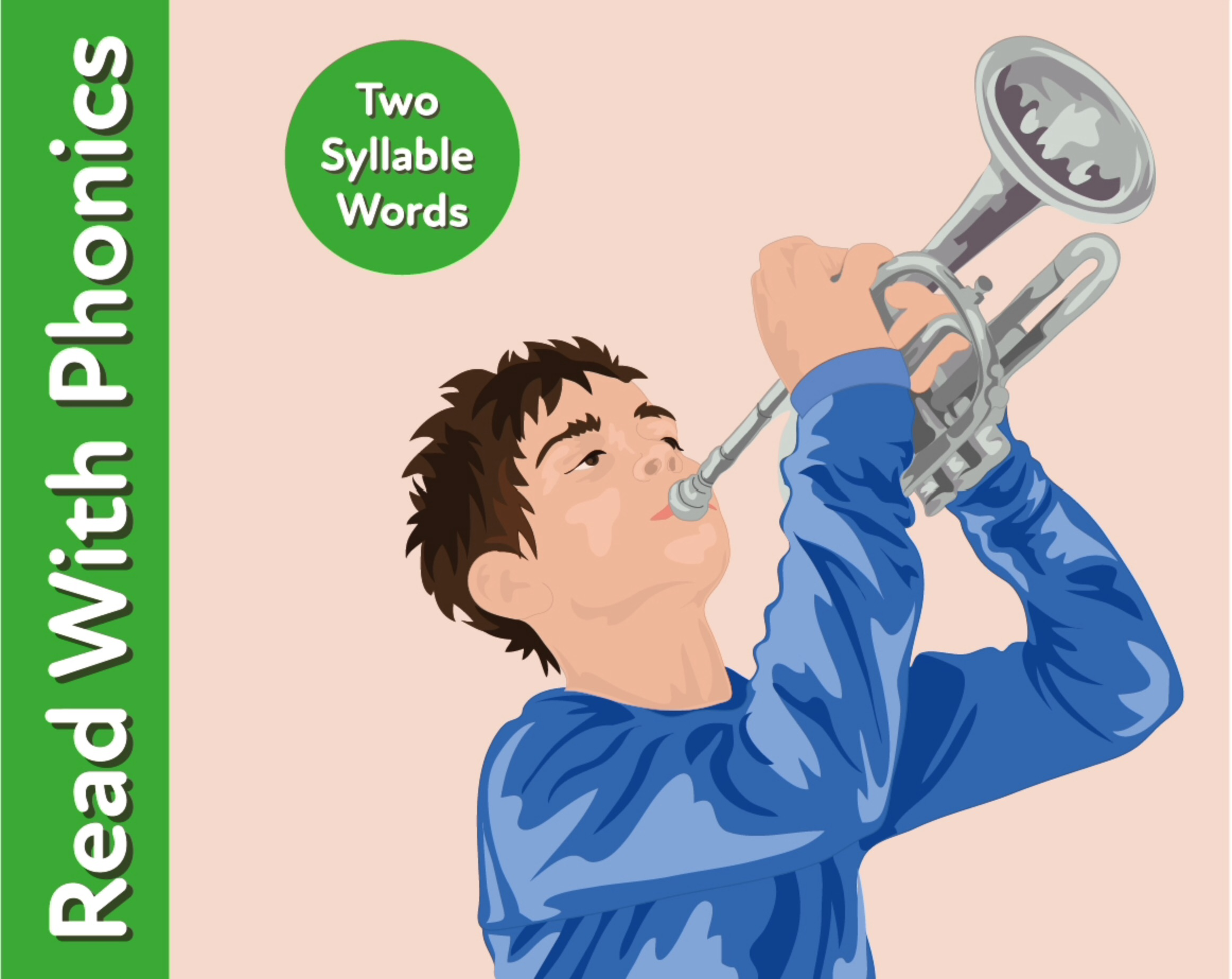 Learn To Read Two Syllable Words (lem on)