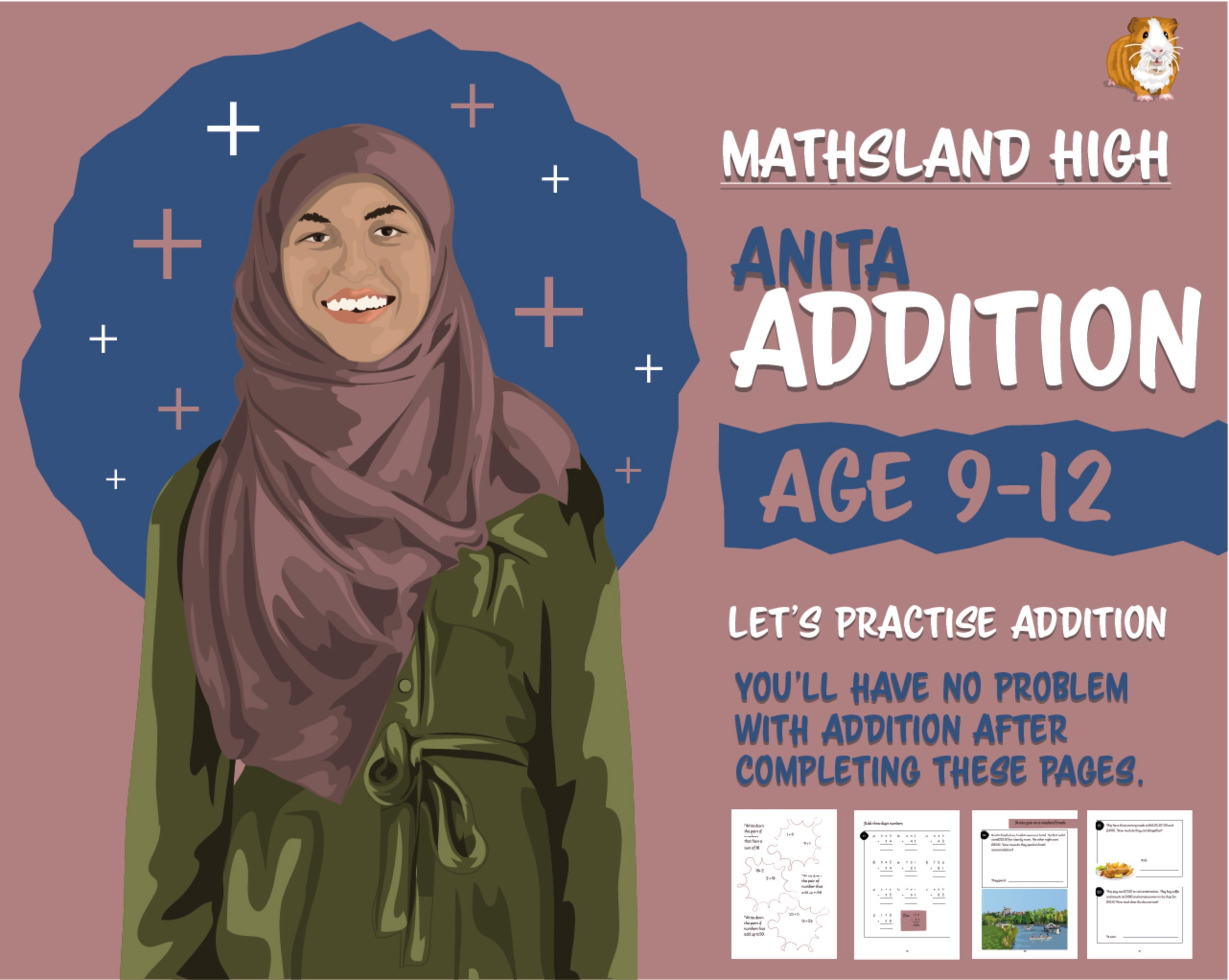 Let's Practise Maths: Addition (9-12 years)