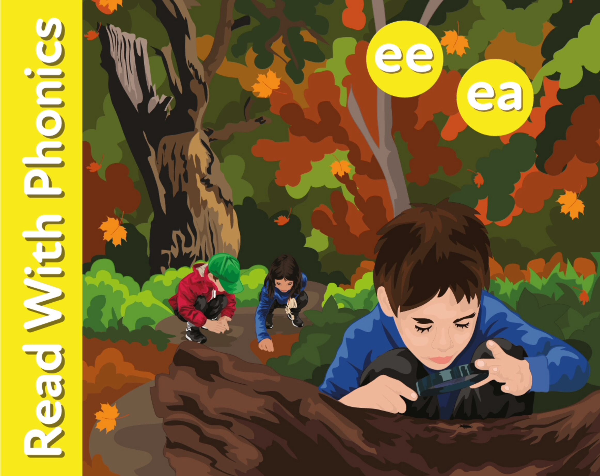 Learn The Phonic Sounds ee and ea (see and sea)
