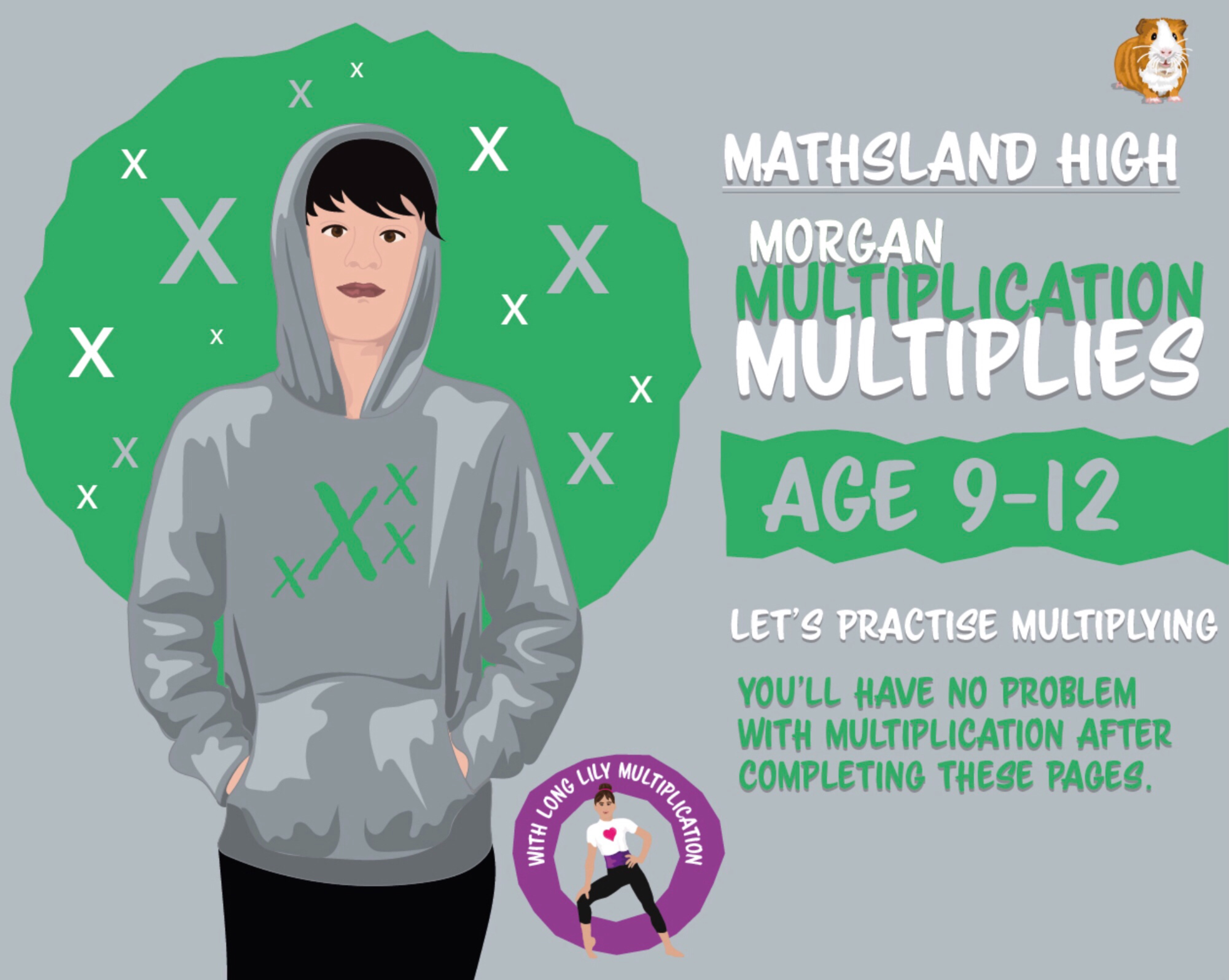 Let's Practise Maths: Multiplication (9-12 years)