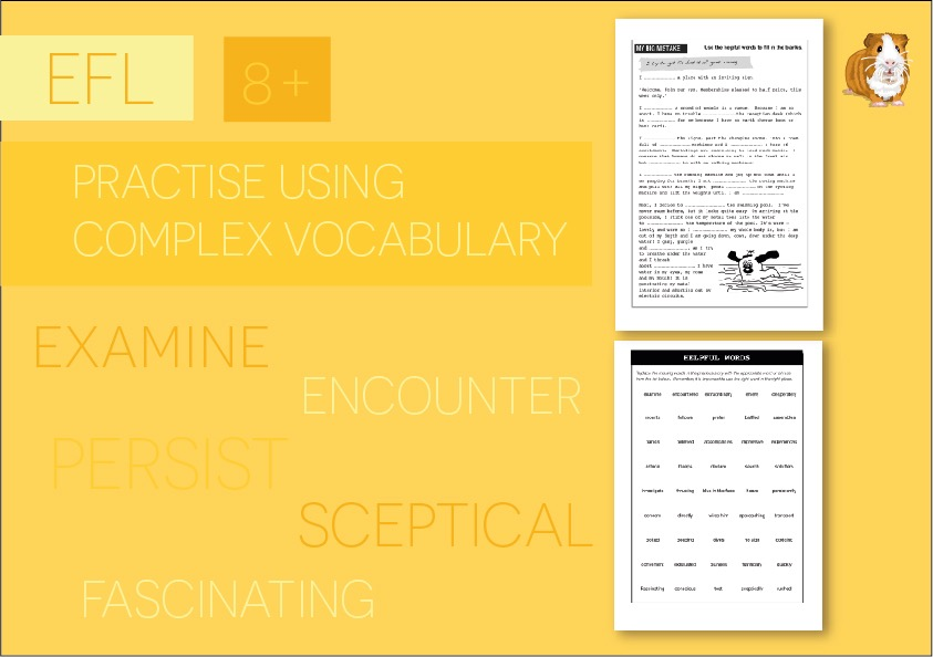 Practise Using Complex Vocabulary: Zoggy's Trip To Hospital  (8+)