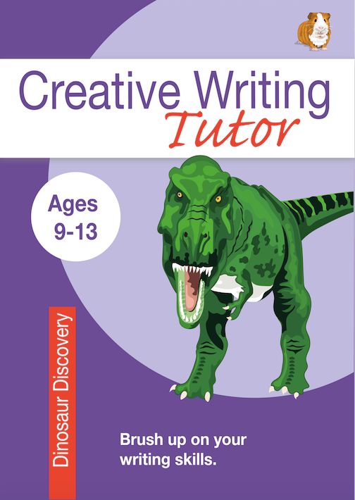 Dinosaur Discovery: Brush Up On Your Writing Skills (Creative Writing Tutor) (9-13) Print Versions