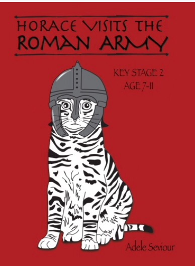 Horace Visits The Roman Army (age 7-11 years) Digital Download