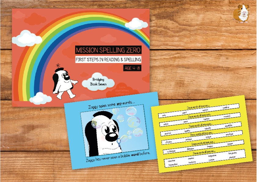 Bridging Book 7 - Introduces New Sounds (Print Edition)