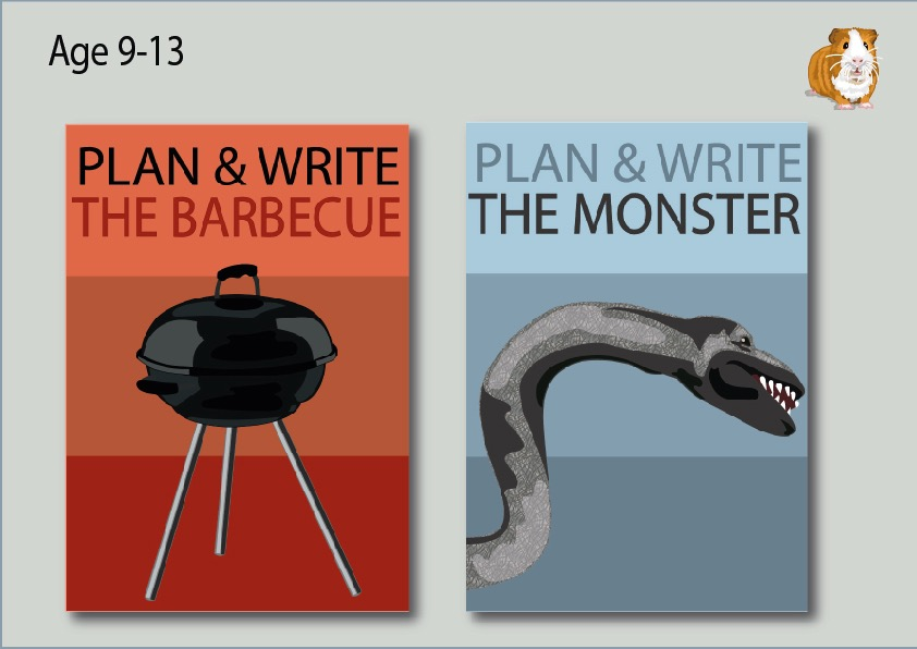 Plan And Write Lots Of Stories: Pack 2 (9-14 years)