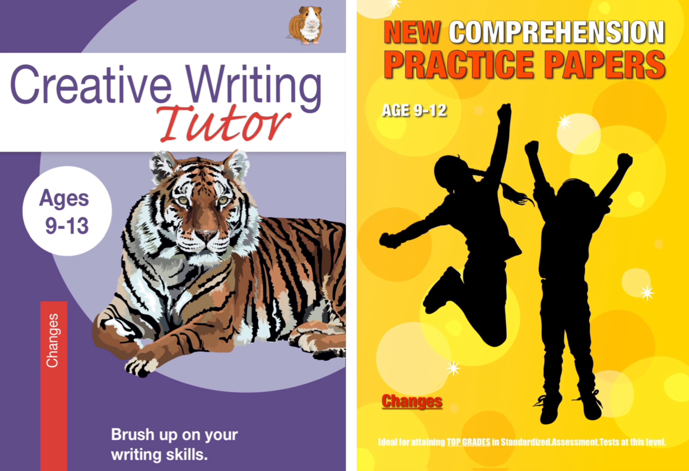 Highly Recommended: Learn Comprehension Skills 'Changes' 9-12 years