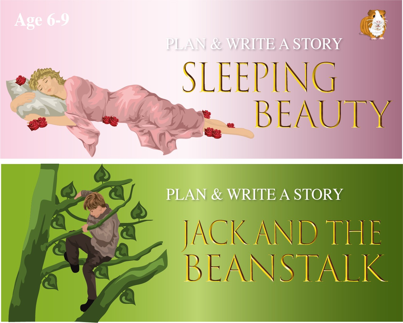 Plan And Write Fairy Tales: Pack 3 (6-9 years)