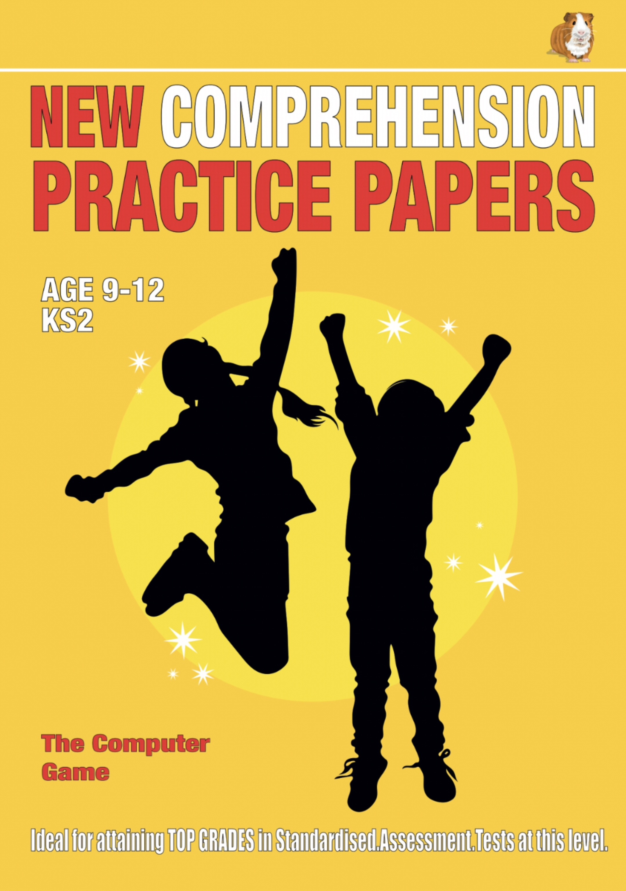 SATS Comprehension Practice Papers: The Computer Game (Print Edition)