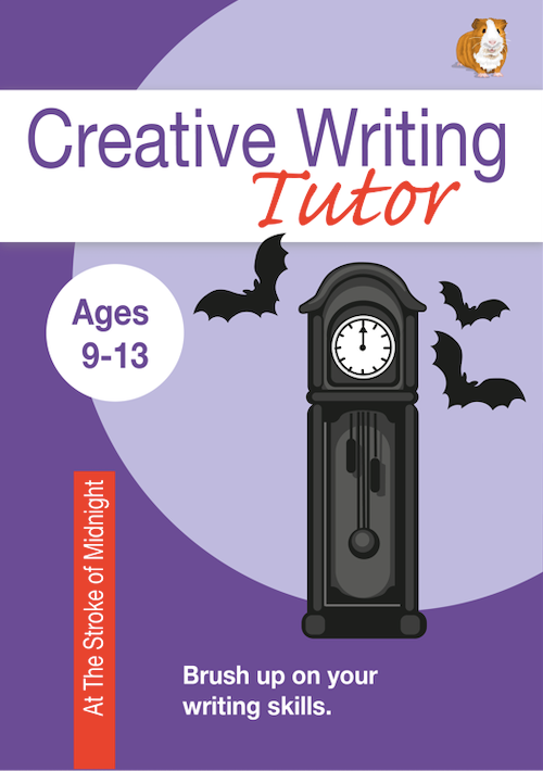 At The Stroke Of Midnight: Brush Up On Your Writing Skills (7-13) Print Version