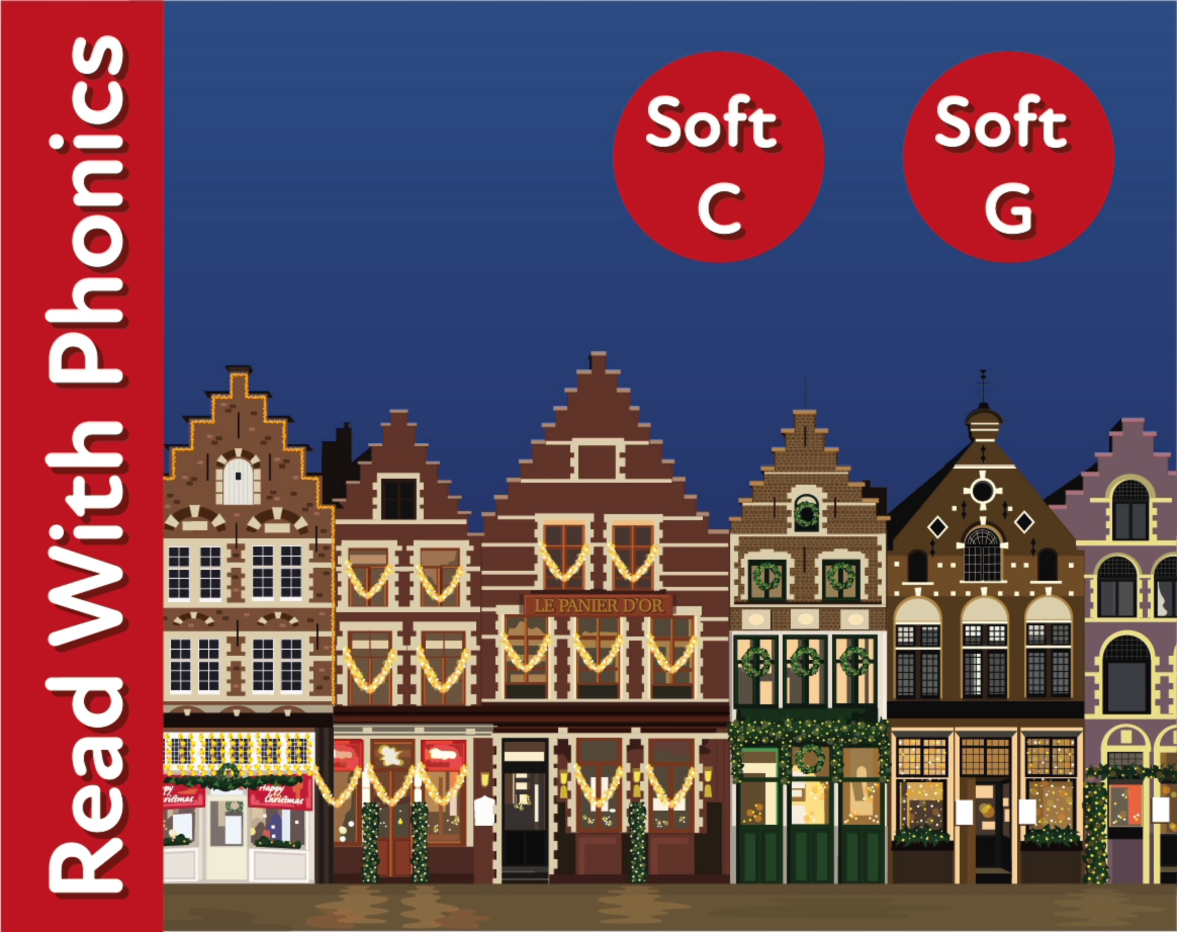 Where Is France? Revise Soft C and Soft G