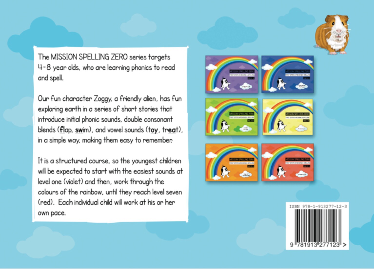 Final Consonant Blends & Double Consonant Endings: Zoggy With A Tablet (Print Edition)