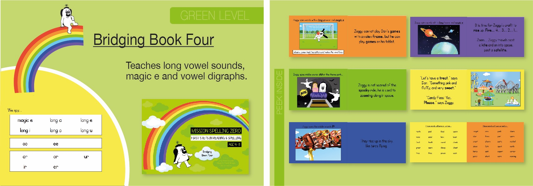 Bridging Book 4 - Introduces New Sounds  (Print Edition)