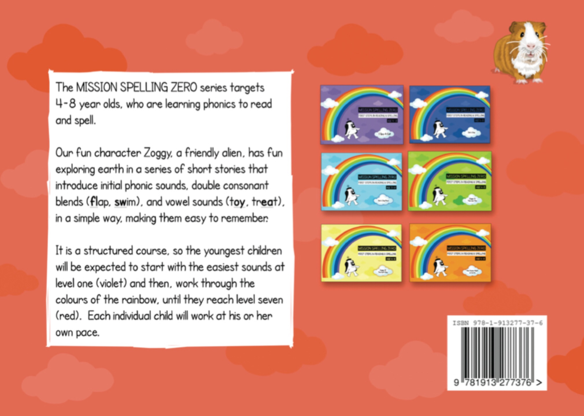 Learn Silent Letters: Zoggy Is A School Teacher (Print Edition)