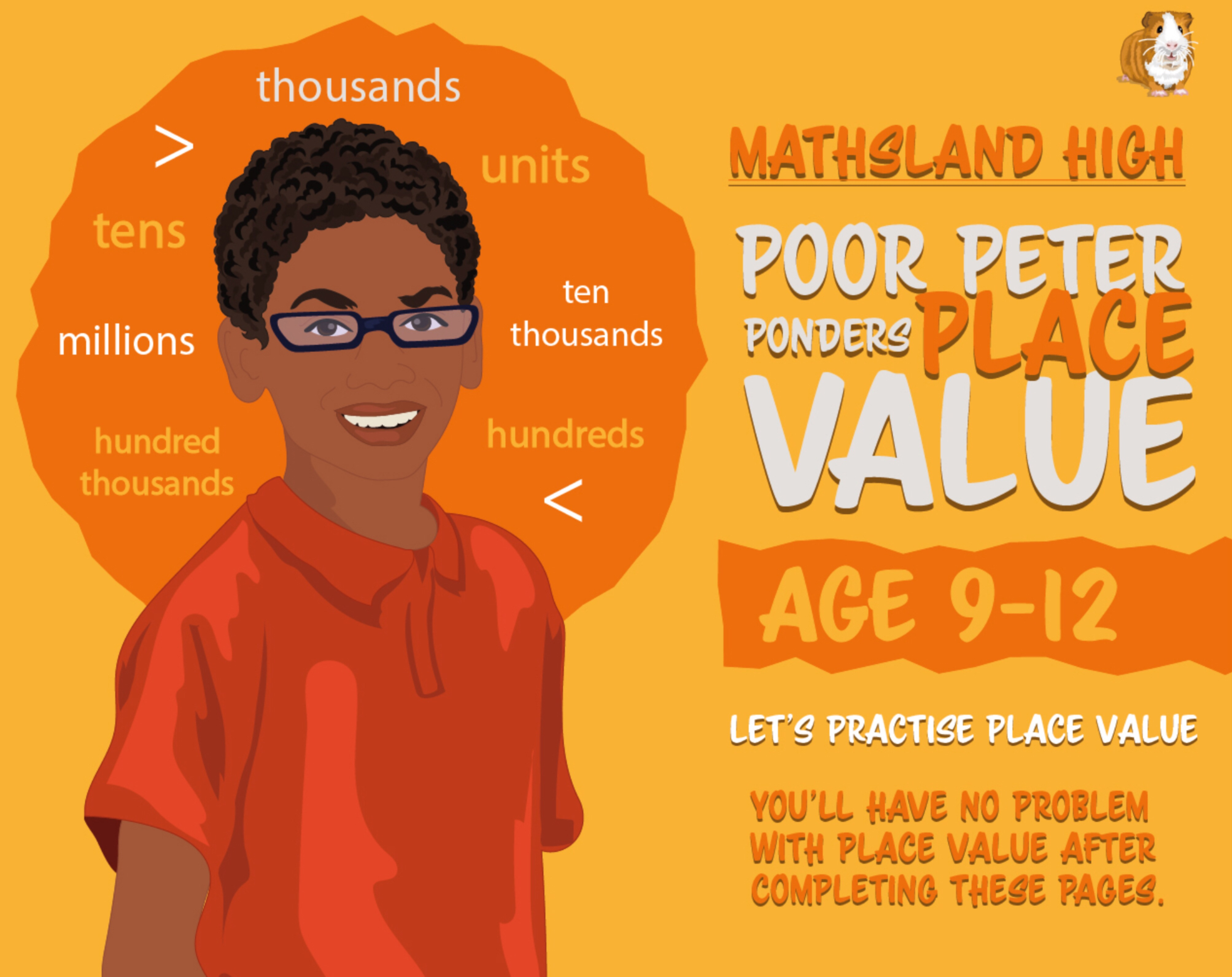 Let's Practise Maths: Place Value (9-12 years)