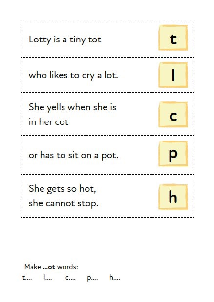 1. Learn to Read with Phonics   Pre-Reader Book 1   Print Book