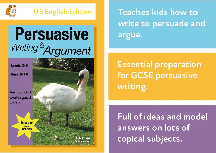 Learning Persuasive Writing And Argument (US English Edition) Grades 4-8