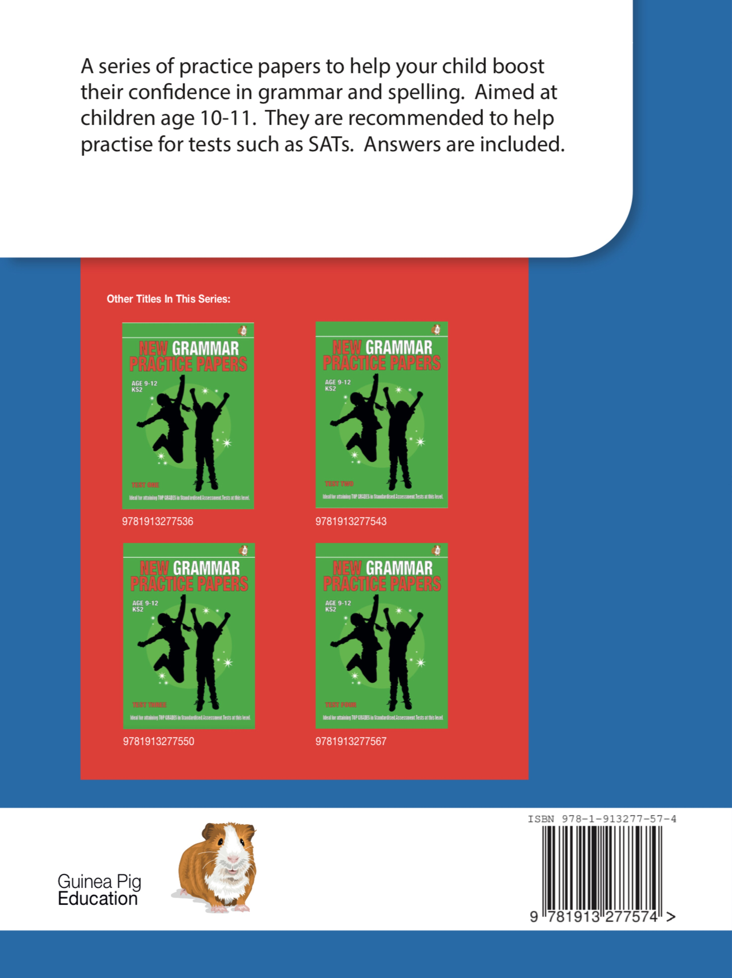 SATS Spelling Practice Papers (Print Edition)