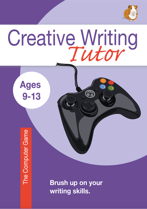 The Computer Game: Brush Up On Your Writing Skills (Creative Writing Tutor) (9-13) Print Version