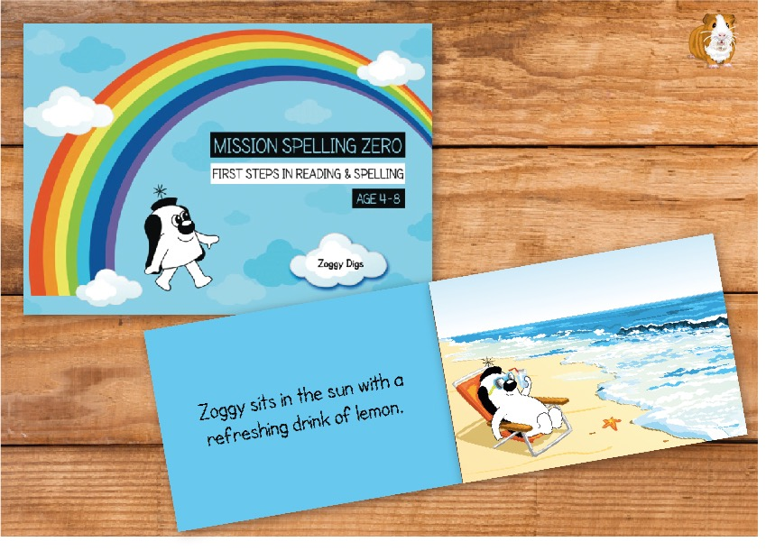 Zoggy Digs (Print Edition)