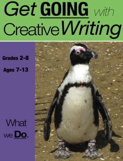 What We Do: Get Going With Creative Writing (US English Edition) Grades 2-8