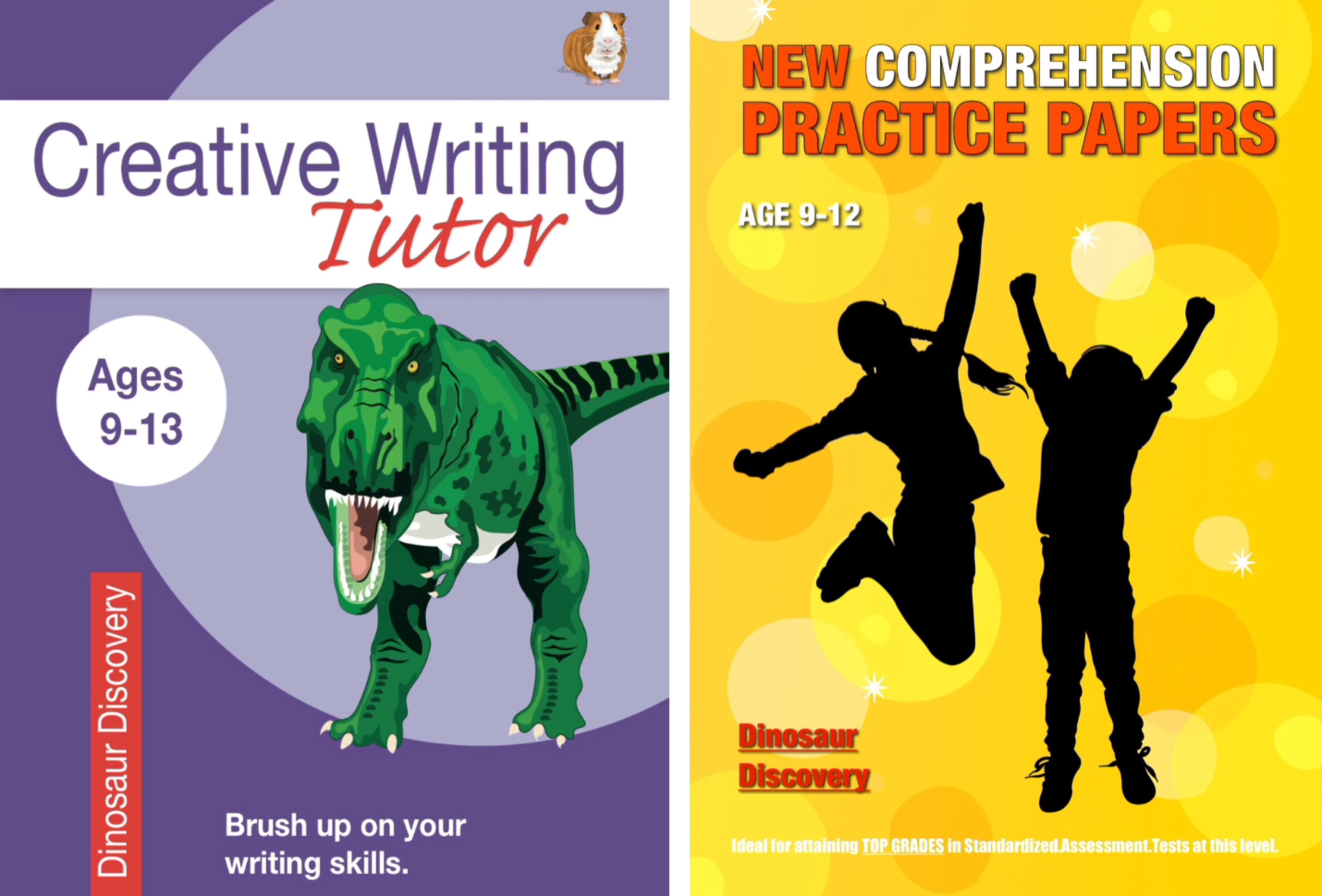 Highly Recommended: Learn Comprehension Skills 'Dinosaur Discovery' 9-12 years