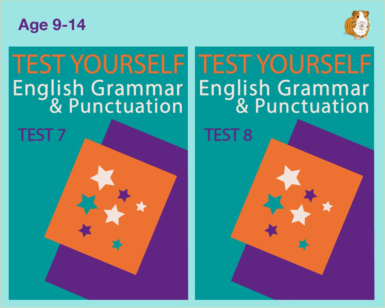 Assessment Test 7 & 8 (Test Your English Grammar And Punctuation Skills) 9-14 years