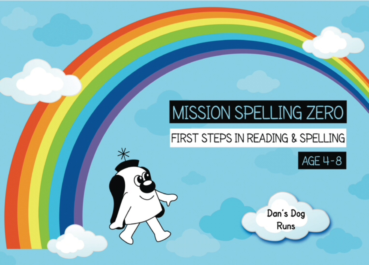 Final Consonant Blends & Double Consonant Endings (Dan's Dog Runs)