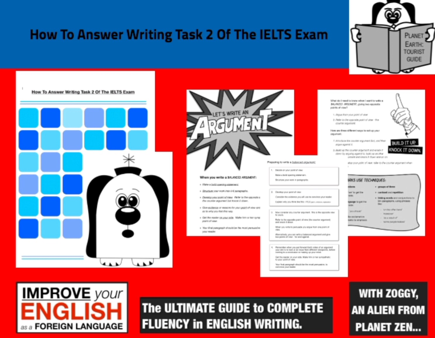 How To Answer 'Writing Task 2' Of The IELTS Exam