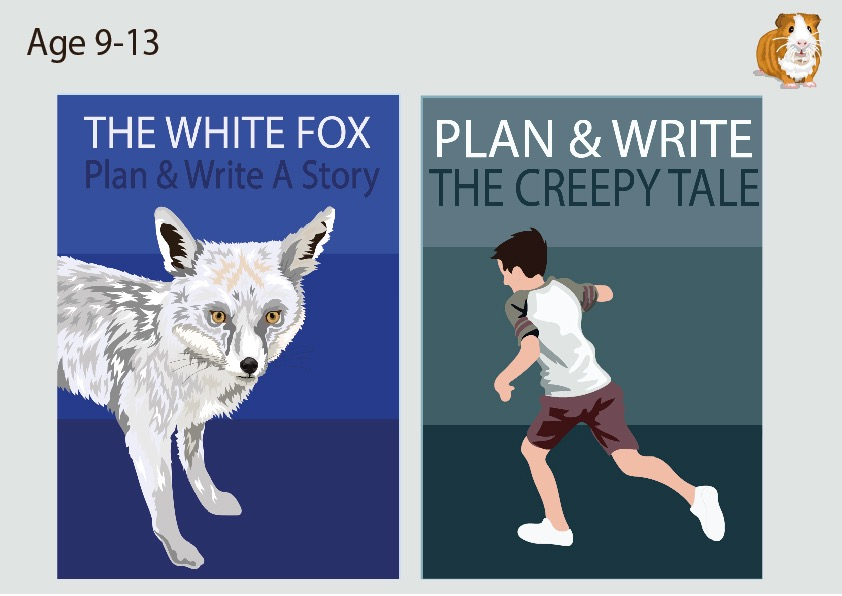 Plan And Write Lots Of Stories: Pack 1 (9-14 years)