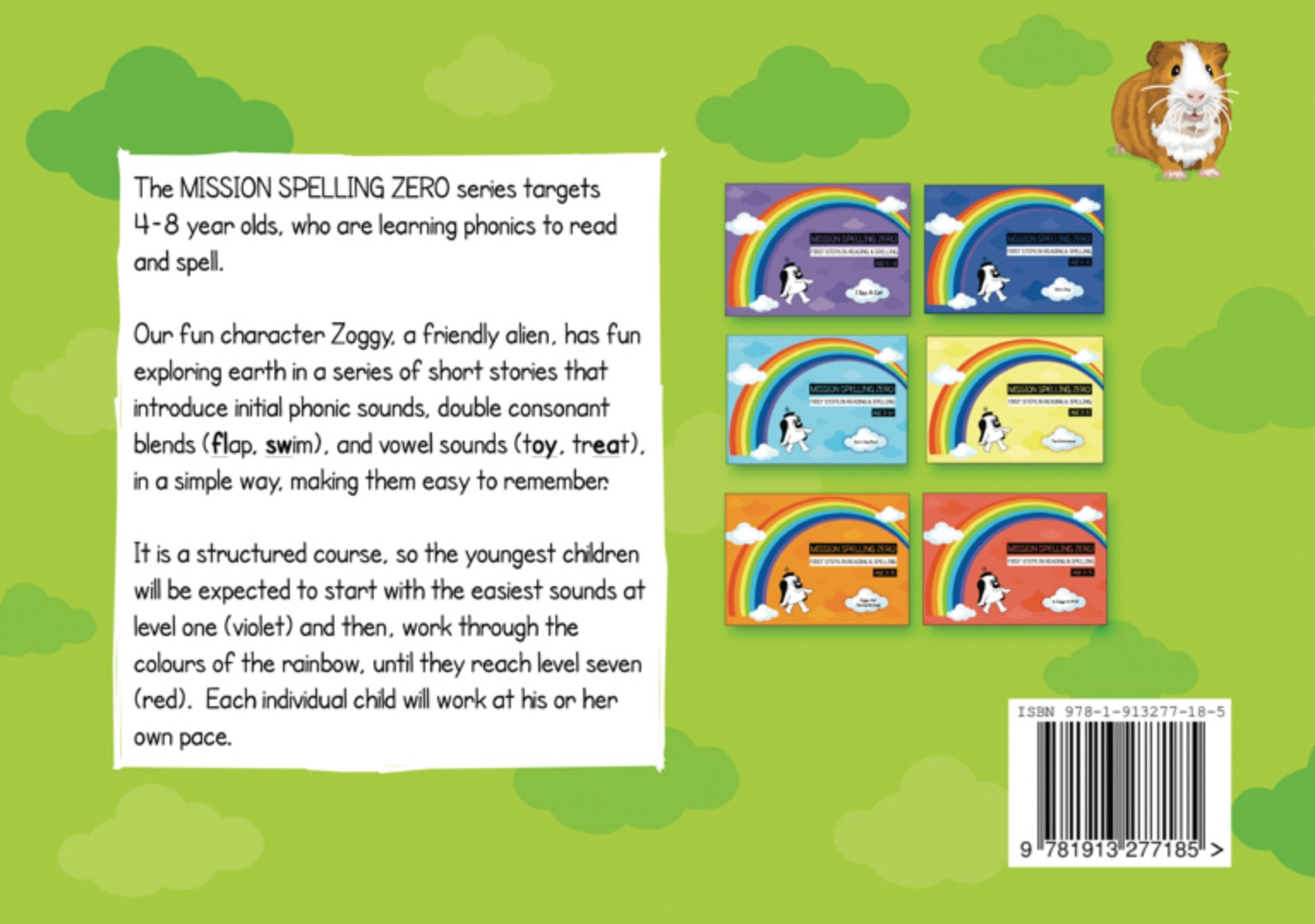 Long Vowel Sounds, Magic E And Vowel Digraphs: Zoggy At The Zoo (Print Edition)