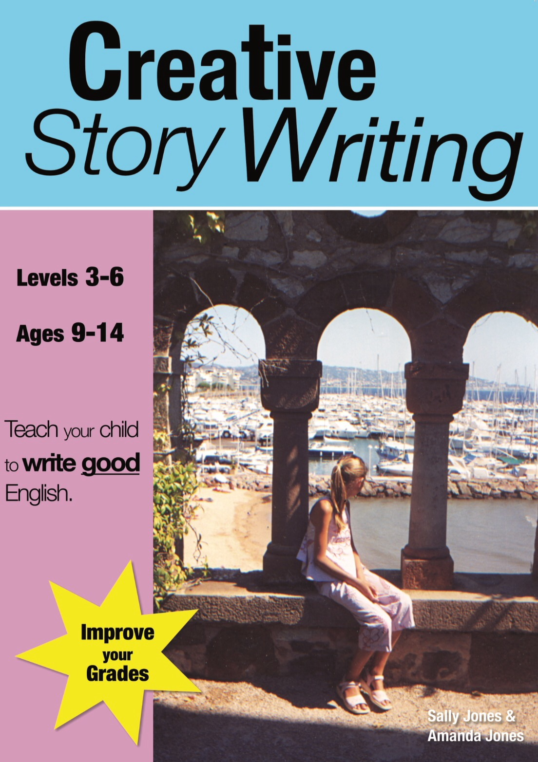 Creative Story Writing (9-12 years) Digital Download