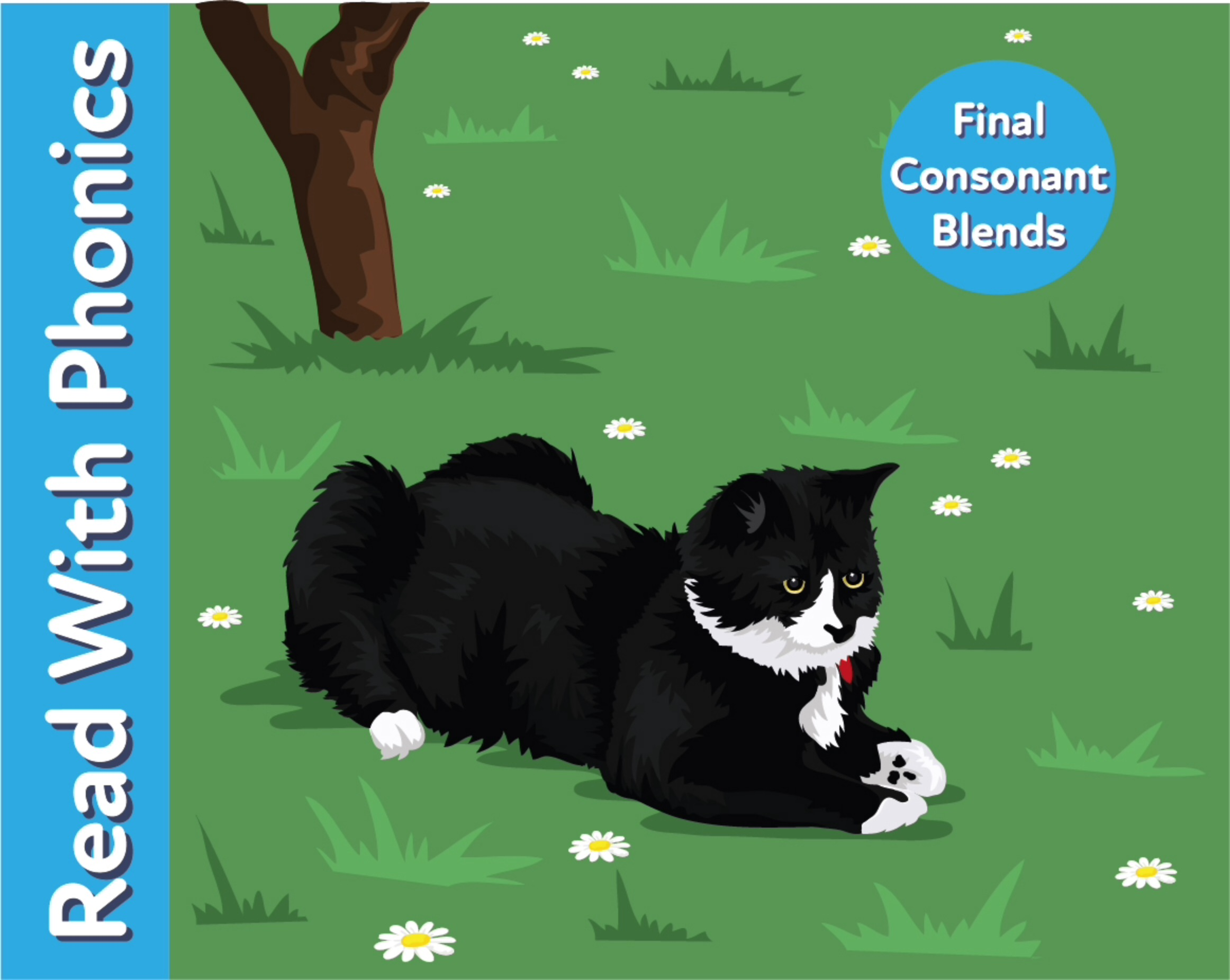 Learn Final Consonant Blends and Read the Sentences