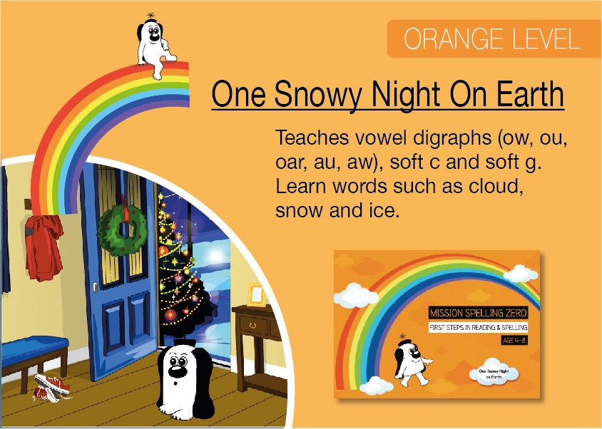 One Snowy Night On Earth (E-book)