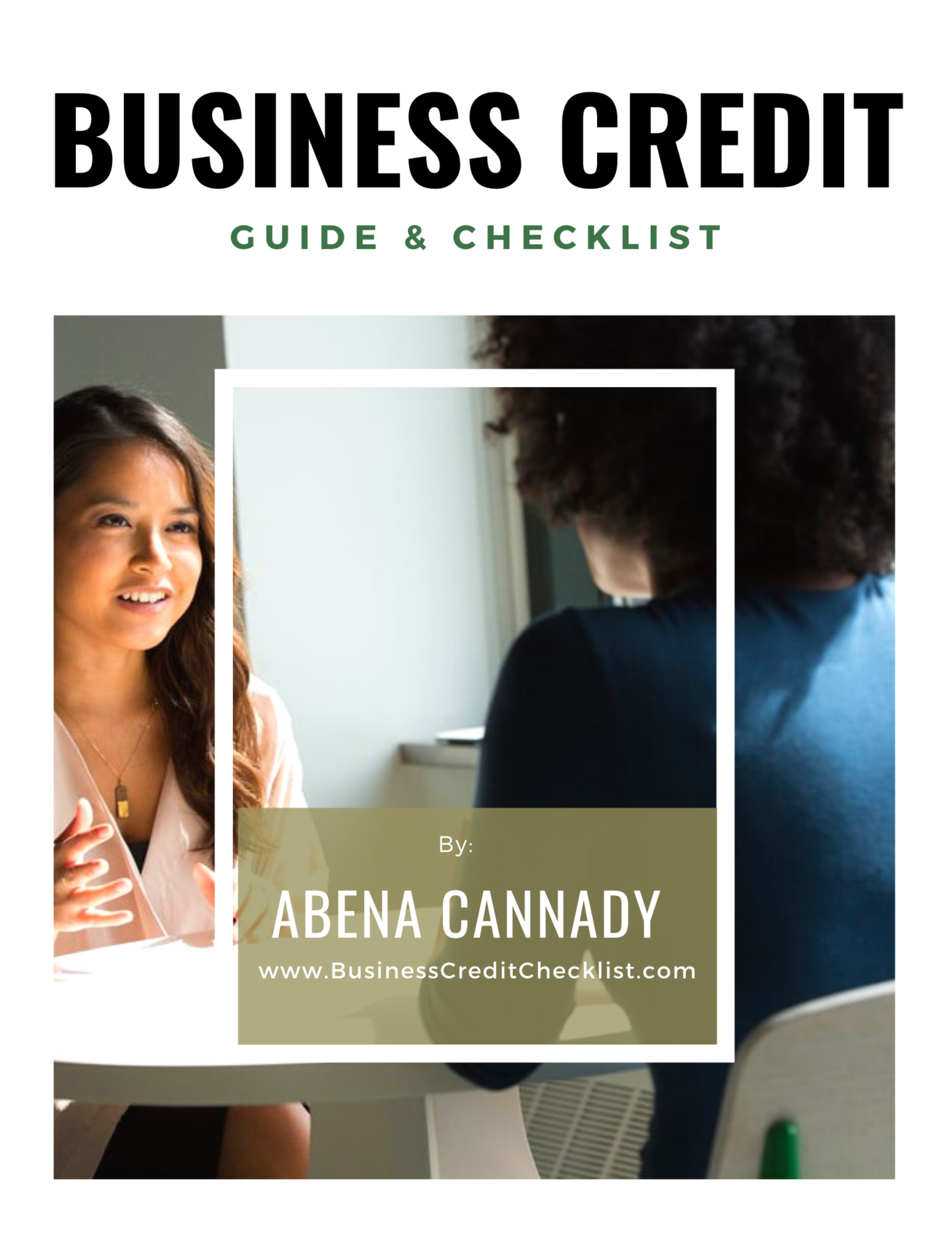 Business Credit Guide and Checklist
