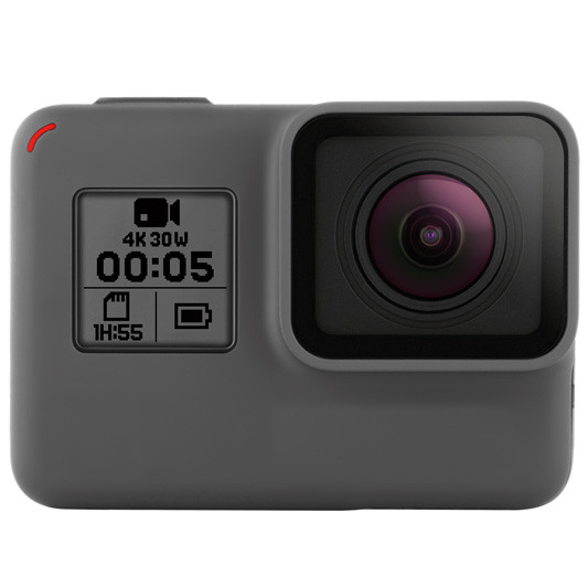 Pro Black - 4K Ultra HD Waterproof Camera